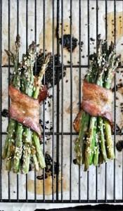Proscutto Asparagus Wraps